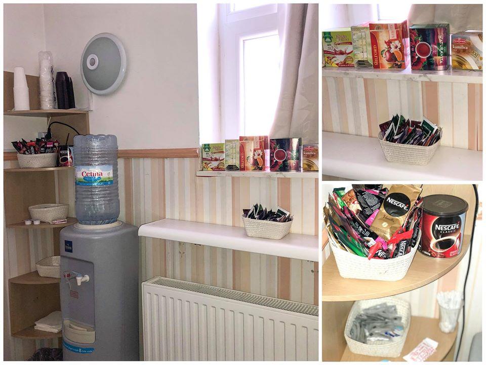 Besplatna konzumacija za sve naše goste 😁☕️  #SmjestajNatalijaOsijek #hotel #sobe #rooms #smjestaj #osijek