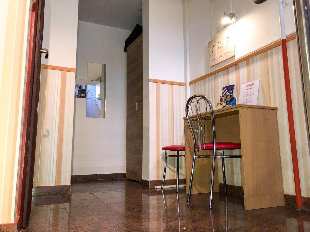 Prostor gdje mozete na miru popiti jutarnju kavicu :) #SmjestajNatalijaOsijek #hotel #sobe #rooms #smjestaj #osijek